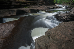 Curves (Tamara Rivette Photography) Tags: statepark water river landscape waterfall michigan scenic wilderness upperpeninsula porcupinemountains presqueisleriver