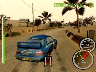 Sega Rally 2006