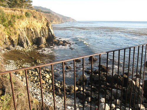 Cliffside at Esalen