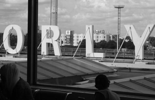 Oui, membres de la République Libre, c'est l'Aéroport d'Orly!