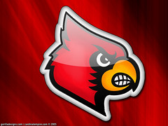 shiny-card (prudat) Tags: wallpaper university cardinal empire louisville ville uofl