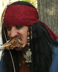 (deanna515) Tags: explore pirate renaissancefaire turkeyleg