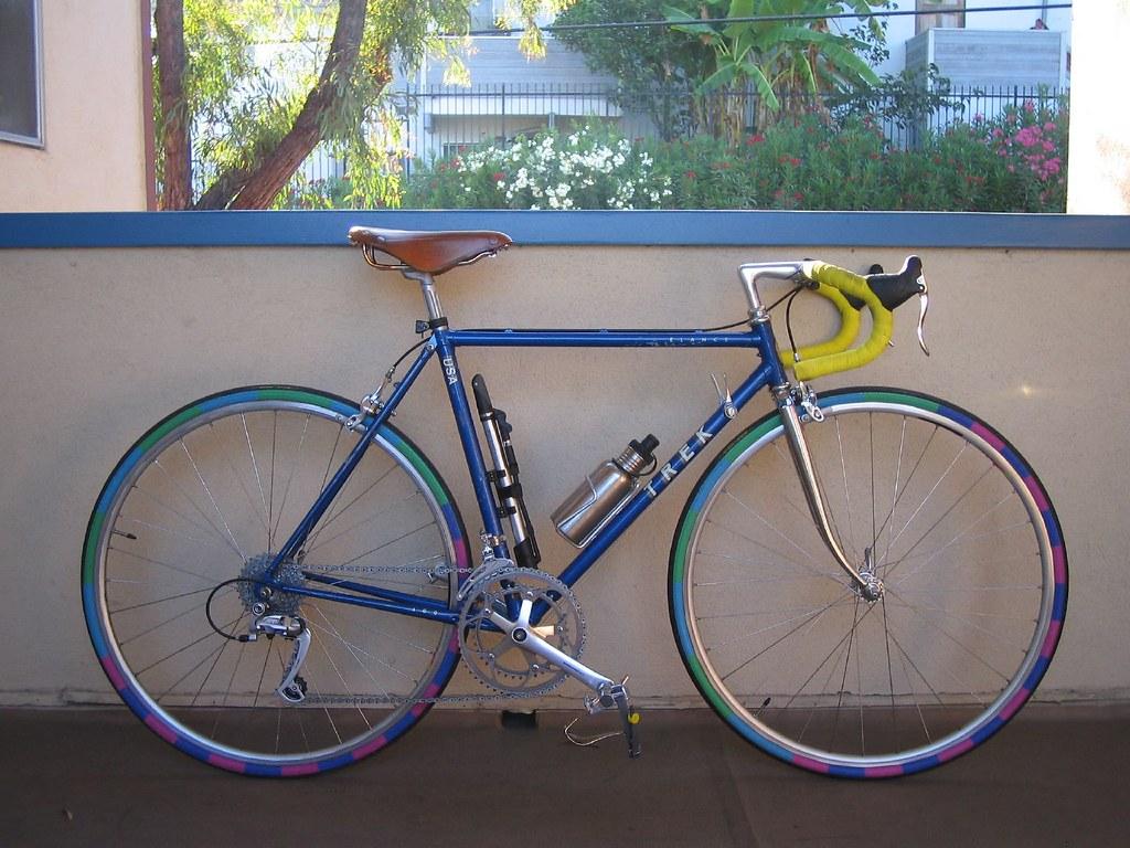 1987 Trek 400T Elance