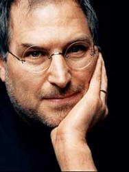 Fake Steve Jobs Headshot