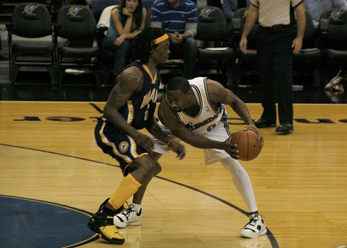Agent Zero vs. Indiana Pacers