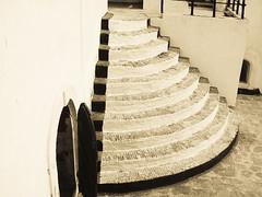 Stairs at El Mina