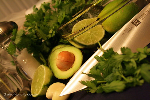 Guacamole Preperations
