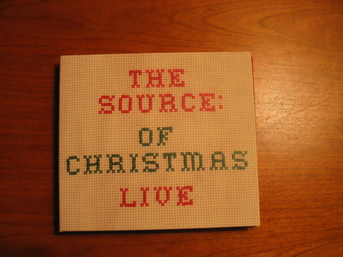 The Source: Of Christmas - Live