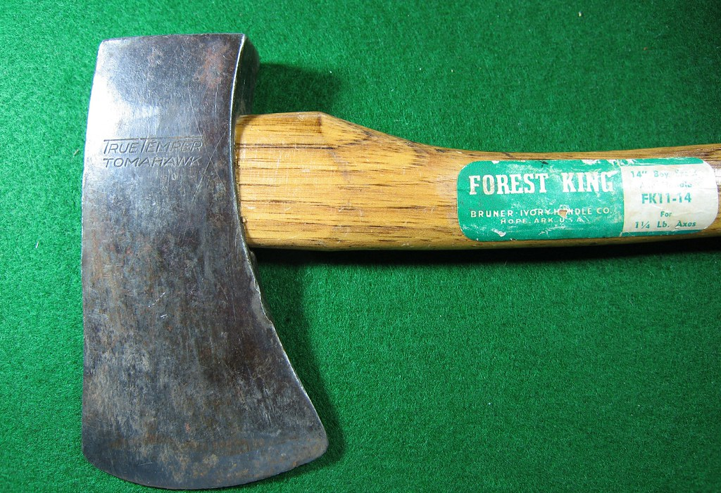 A Father's Tomahawk