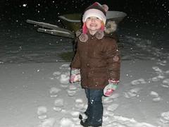 First Snowfall.