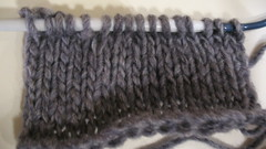 Lang Yarns Zoom swatch