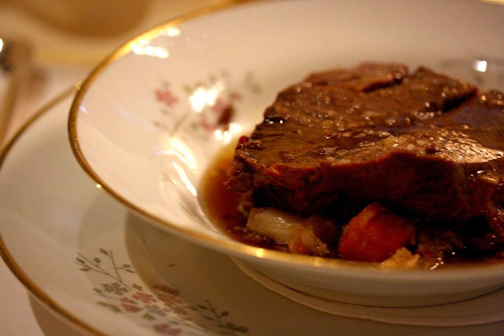 Beef Brasato