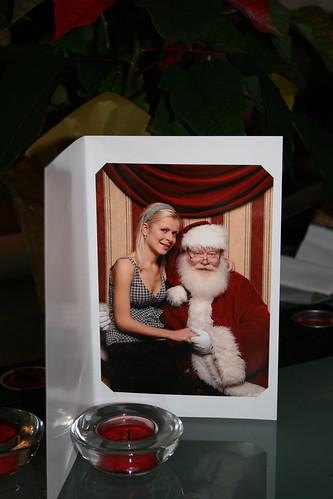santa and I last year