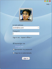MSN佈景主題