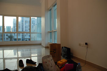 My Abu Dhabi apartment