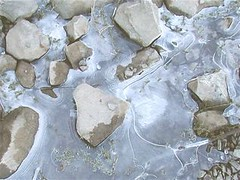 Rocks & Ice (madriverrose) Tags: cassidy patricia bestnaturetnc06