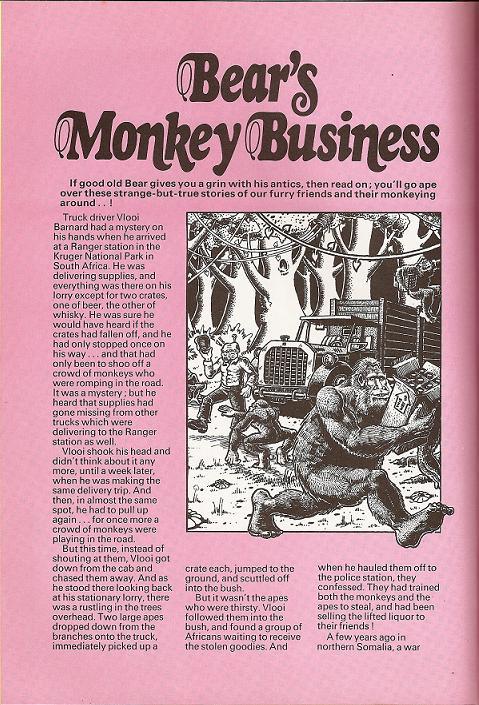 Monkey Business 1