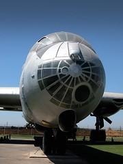 Peacemaker at Castle AFB (The Mekon) Tags: merced atwater peacemaker bomber usaf b36 castleafb convair unitedstatesairforce reconnaissance rb36h strategicbomber aluminiumovercast 5113730