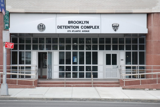 Brooklyn House of Detention Front