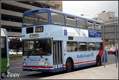 Bradford Traveller 6442 FVR266V (Zippy's Revenge) Tags: bus bradford transport first transportation leyland greatermanchester firstbus atlantean 4266 gmbuses gmn yorkshirerider gmbusesnorth fvr266v bradfordtraveller
