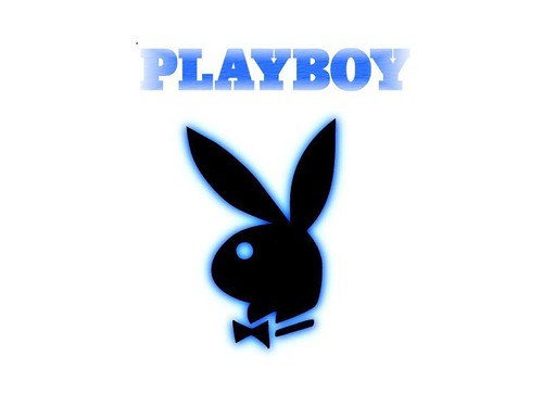 playboy wallpaper bunny logo