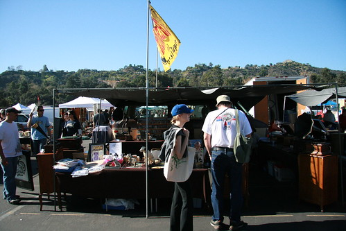 pasadena swap meet.