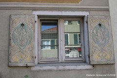 Konstanz Window 3 (pamela_henwood) Tags: architecture germany konstanz constance