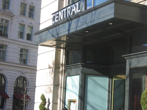 central's downtown exterior