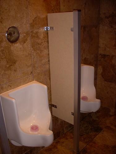 Baja Cantina new bathroom