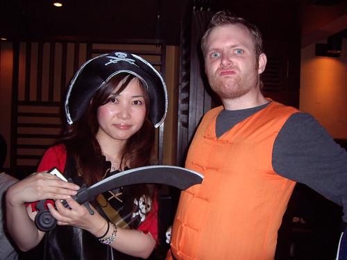 Pirate Chiyumi & Ron