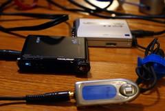 Dual minidisc recorders 2