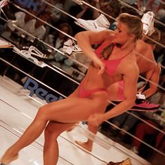 FiBo 1989 - Anja Langer (0010) (Thomas Becker) Tags: show female muscle 1988 posing cologne fair kln bodybuilding fibo 1989 bodybuilder athlete fitness messe langer anja reebok fbb msolympia anjalanger fitnessbodybuilding 03061965