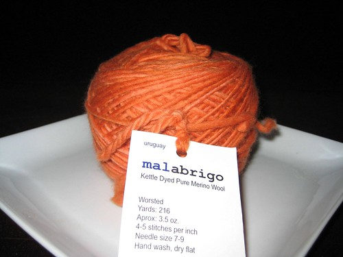 Malabrigo - Glazed Carrots