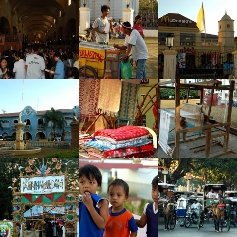 Vigan collage