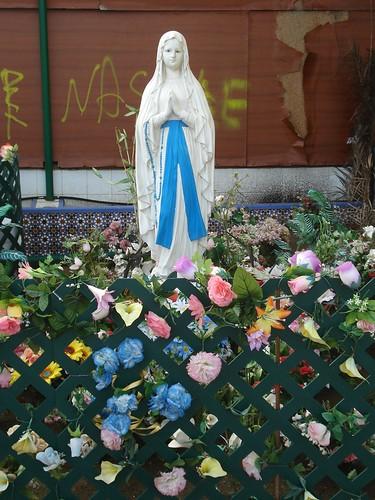 Fatima en Los Bolichos