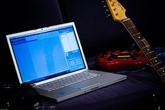 Guitar, Meet MacBook