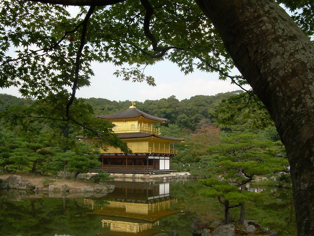 El Pabellón de Oro de Kyoto