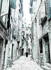 Street in Rovinj