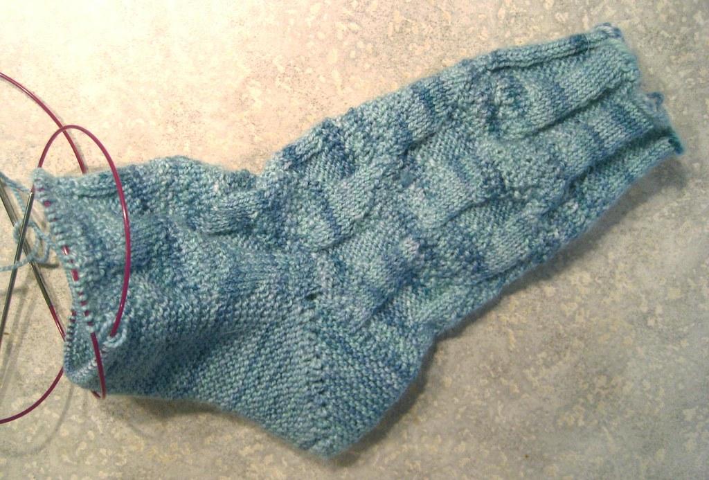 Reversai Sock - abandoned