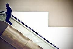 rome through my eyes (photoshow 2008) - strane solitudini n.2 (lulazzo [non vede, non sente, non parla]) Tags: people italy man rome colour roma persona italia uomo scala lula capitale lazio fiera scalamobile photoshow nuovafieradiroma lulazzo percorsiurbaniof photoshow2008
