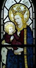Great Kimble, Buckinghamshire (Vitrearum (Allan Barton)) Tags: buckinghamshire veronica altar textiles frontal ourlady greatkimble reredos sirniniancomper