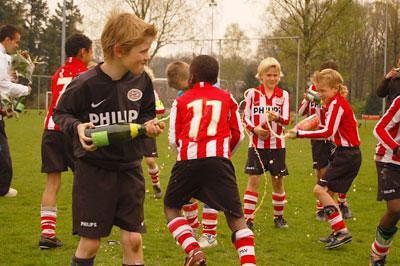 PSV-F1-kampioen