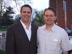 Dave and Richard Roeper