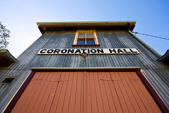 Up at the Hall (obLiterated) Tags: australia queensland communitycenter somersetdam coronationhall