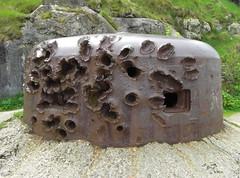 Saint-Malo WWII (patrick.swinnea) Tags: france war europe wwii damage artillery