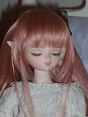 Elf sleeping Pitts (kaleido_starr) Tags: sleeping elf bjd dod doc limited msd pitts