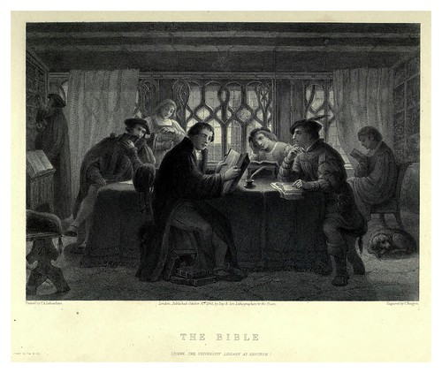 003-La Biblia-Illustrations of the life of Martin Luther 1862- Pierre Antoine Labouchère