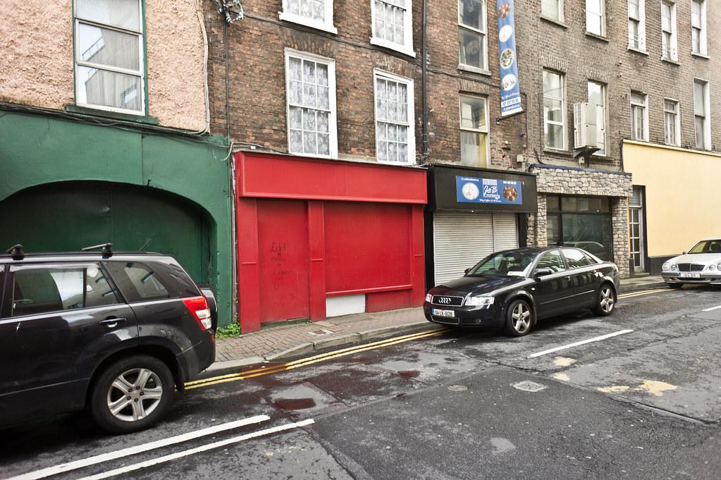 Limerick - Ellen Street