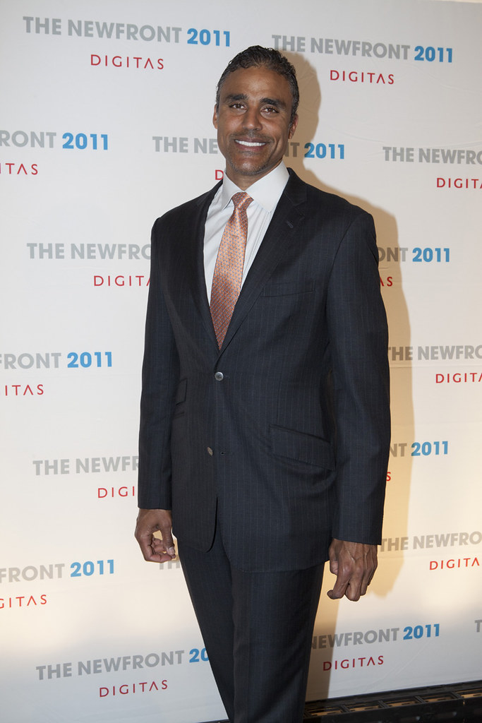 Rick Fox attends the event by Digitas Photos, on Flickr