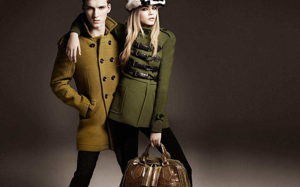 Burberry Prorsum FW11_008Johnny George